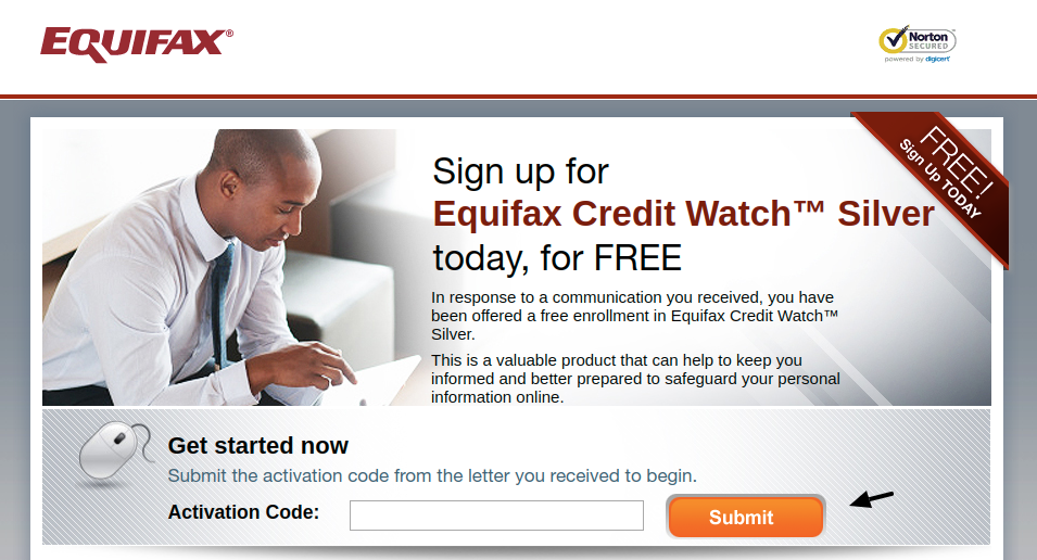 Equifax Credit Watch Silver Apply