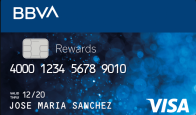 BBVA Credit Card Logo