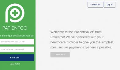 Patientco Logo