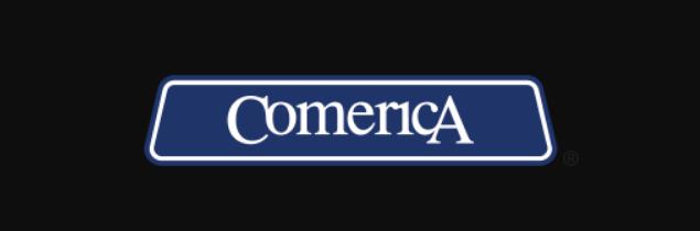 comerica Bank Logo
