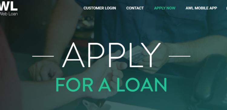 American webloan Online Application