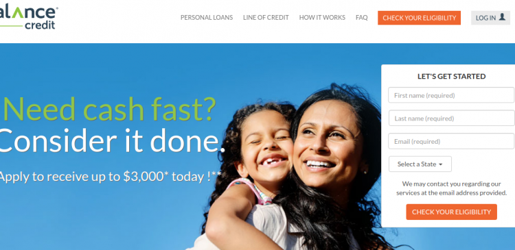 Balance Credit Logo