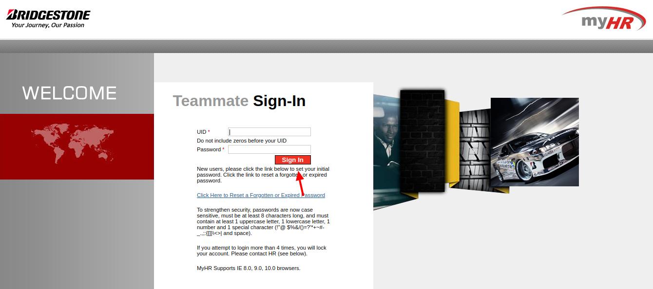 SAP NetWeaver Login