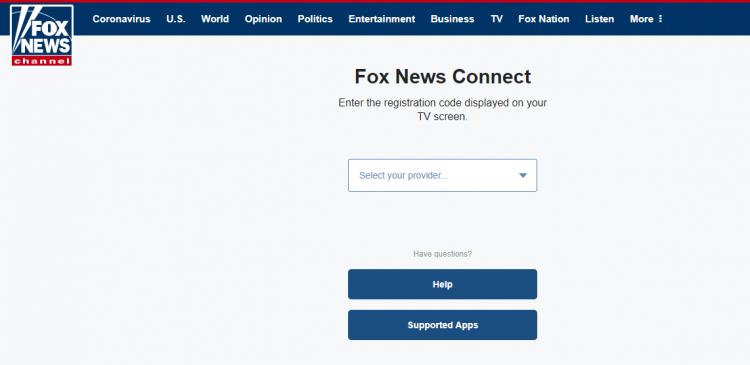 Connect Fox News