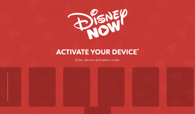 DisneyNOW_Activate