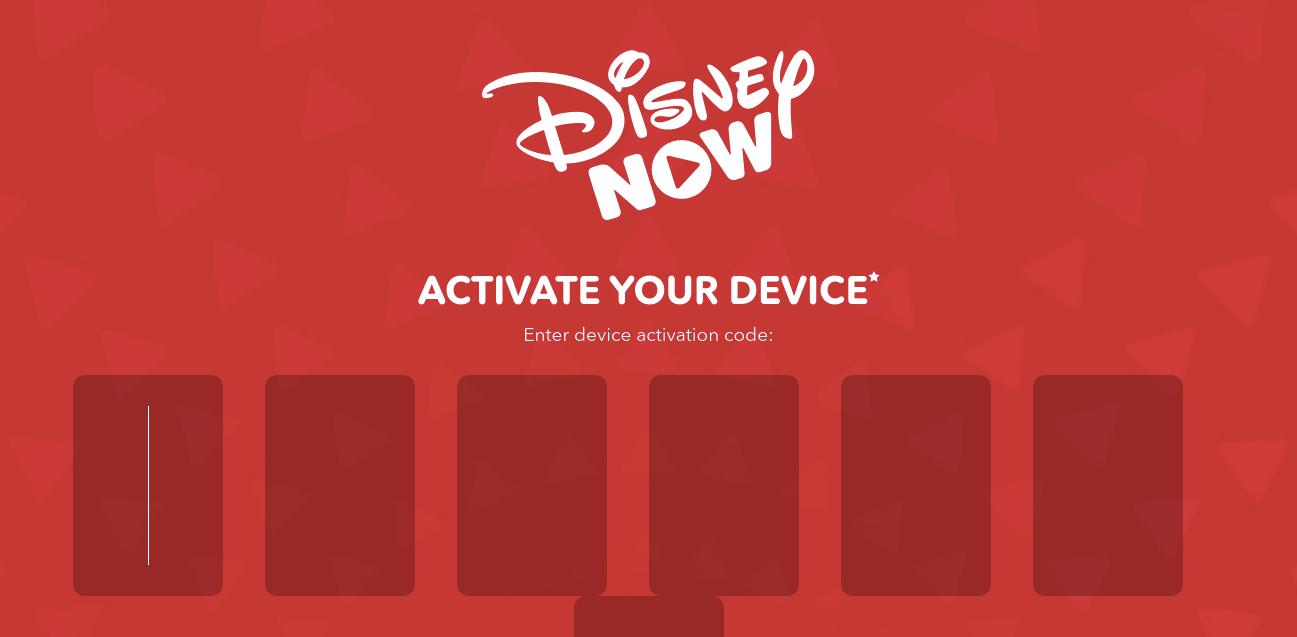 DisneyNOW_Activate