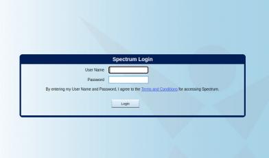Spectrum Login