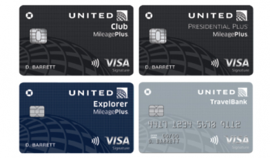 Chase United Credit Card Logo