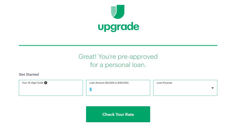 Upgrade Chec Rate