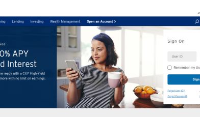 Citi Bank Login