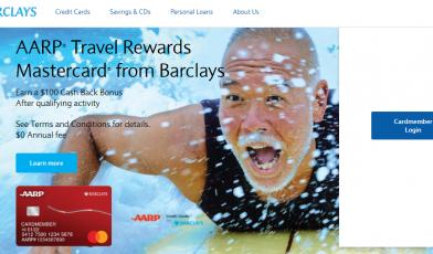 Barclays Reward Card Login
