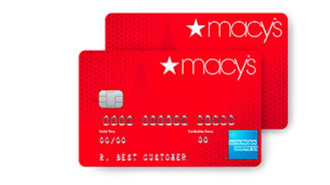 Macy's Credit Card Logo