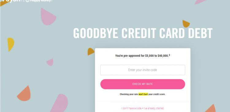 payoff credit card debt