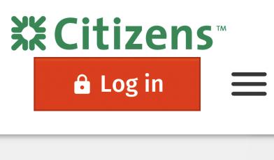 Citizens Bank Loan
