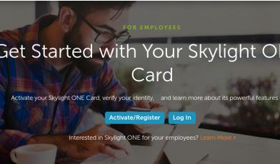 skylight one prepaid card